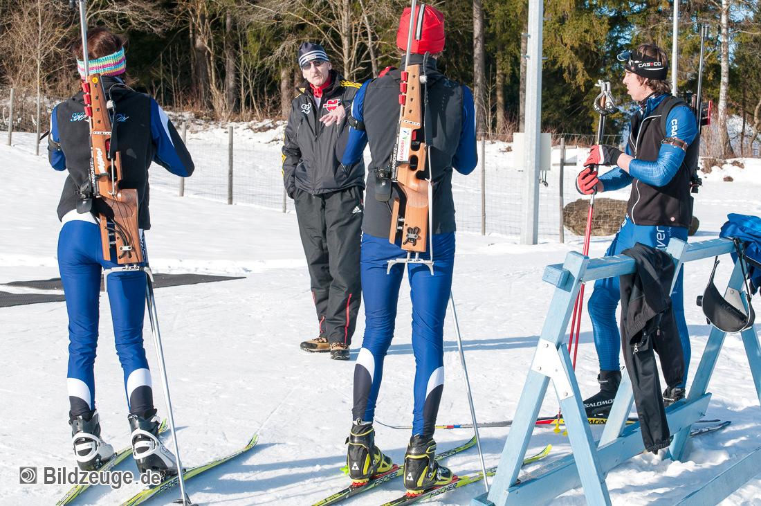 Die Biathlon-Jungstars